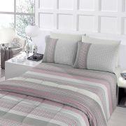 33b1411f05 Jogo de cama Royal Plus Casal 100% algodão 4 Peças Santista