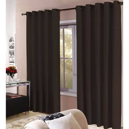 Kit 2 Cortinas Barcelona 300x250 | Admirare