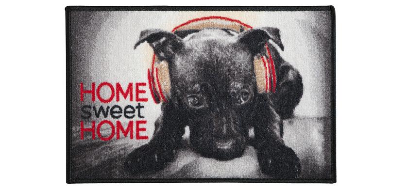 Tapete de Porta 40x60 cm Pet Dj Dog| Corttex