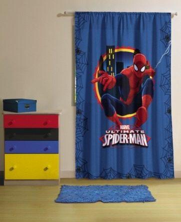 Cortina Spider Man Ultimate 1,50 X 2,00 - Lepper
