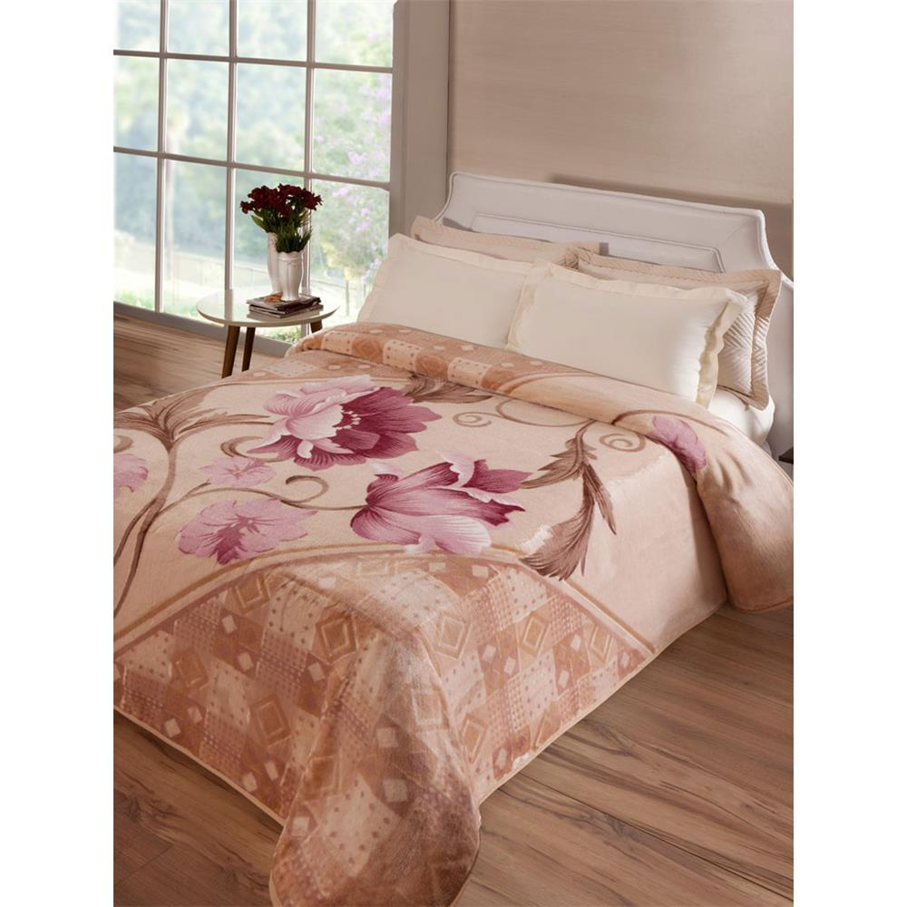 Cobertor Casal Jolitex Kyor Plus Soft Montecarlo