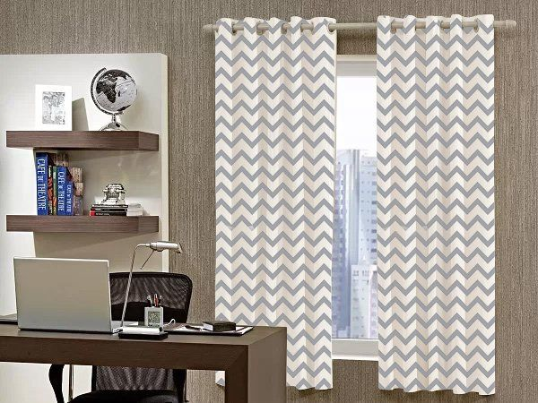 Cortina Blackout PVC(Plástico) 2,80x1,80 Estampada