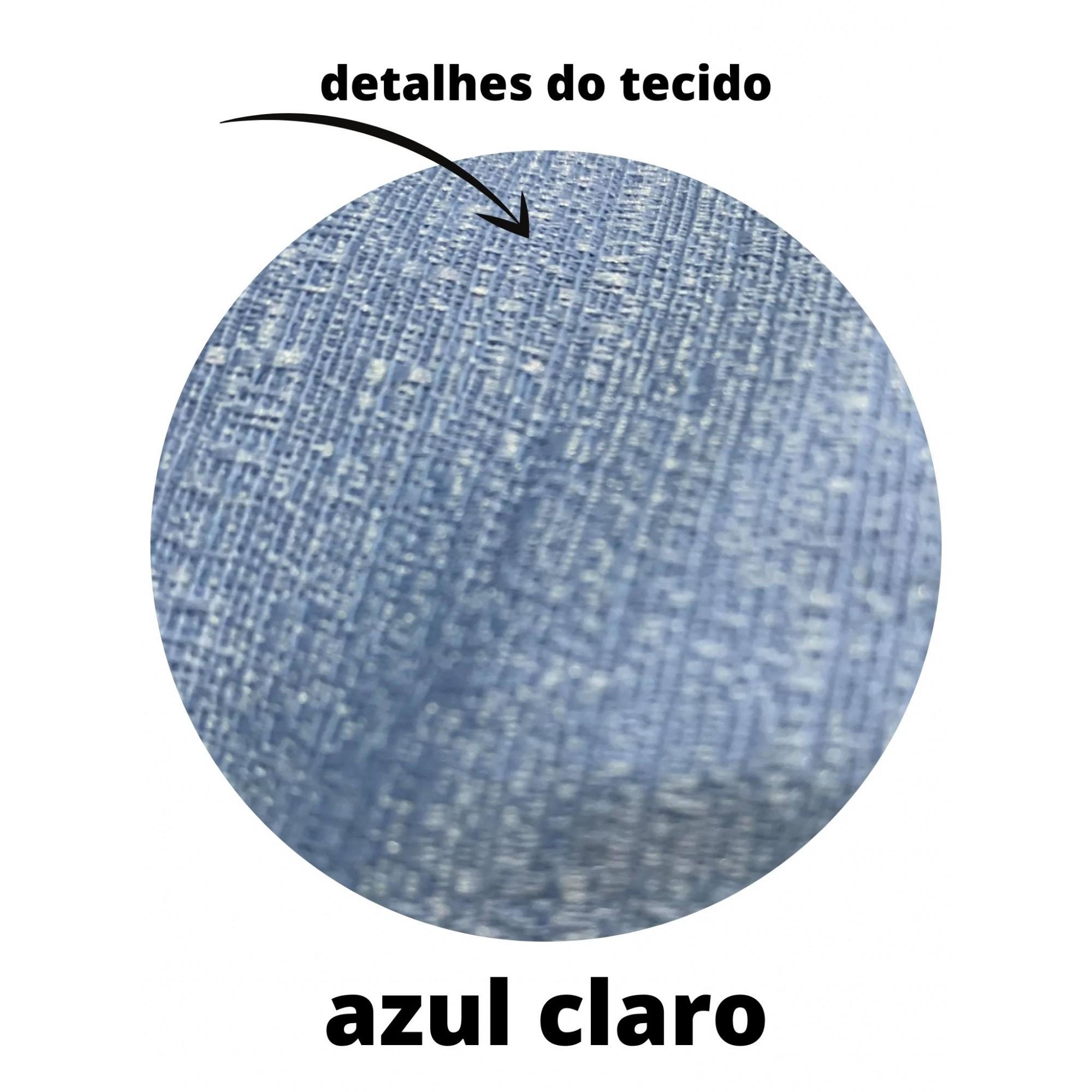 Cortina Rustica 300x250 Pietra Azul claro  Admirare