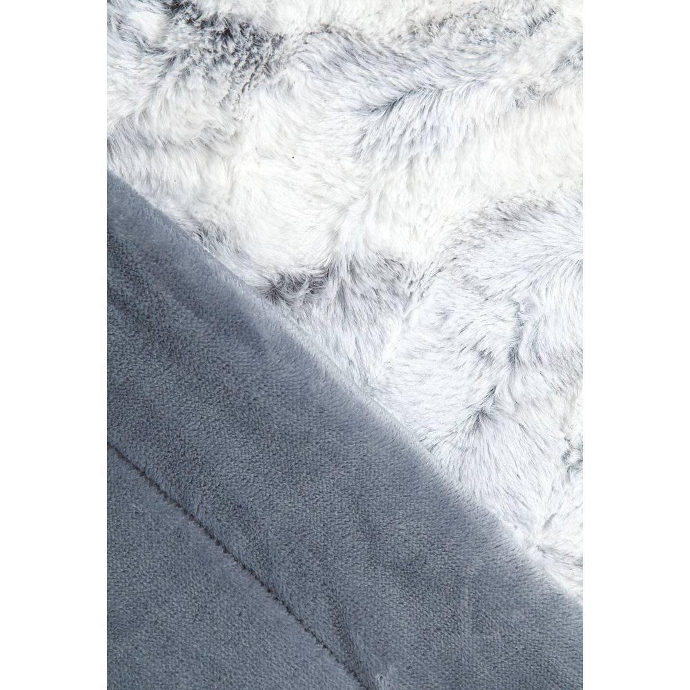 Cobertor Chillan Living Art 1 Peça Casal AZUL