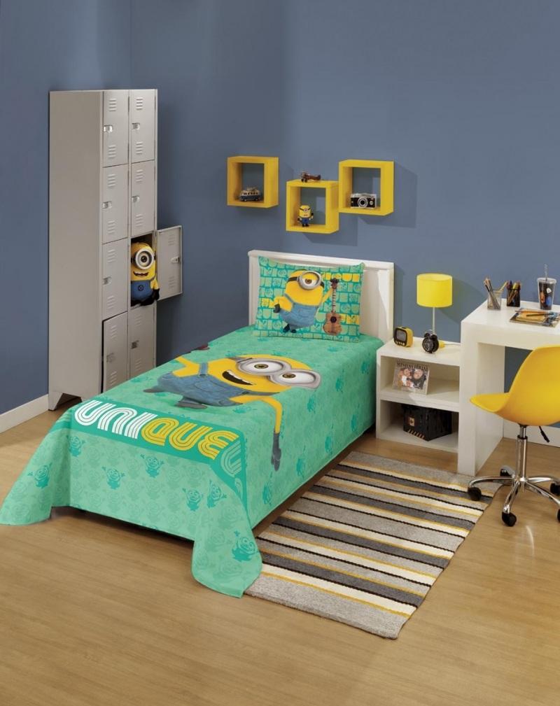 Jogo de cama 3 Peças Minions | Lepper