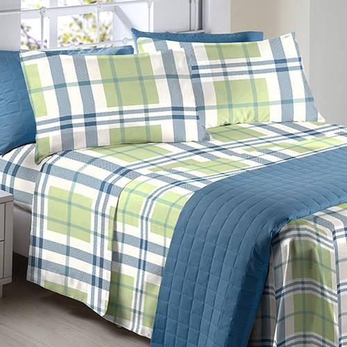 Jogo de cama Solteiro 3 Peças Color Art | Corttex