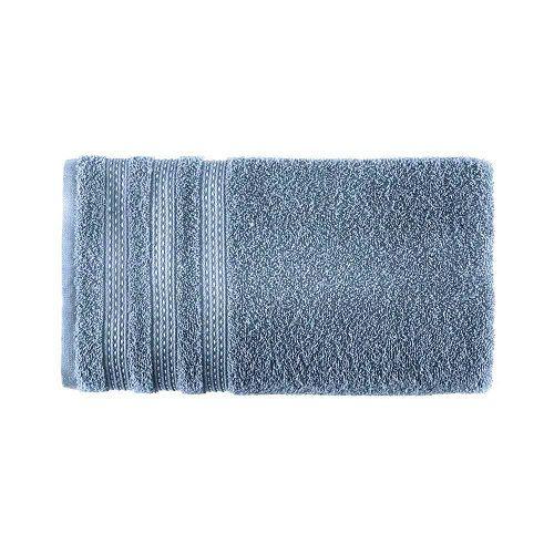 Toalha de Banho Karsten Marcel Allure Azul 67x135cm