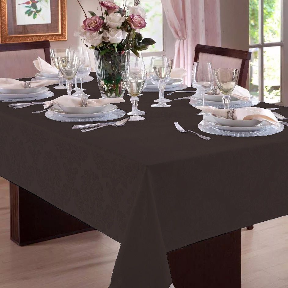 Toalha de mesa Jacquard 6 Lugares | Admirare