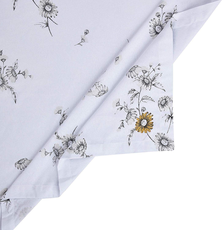 Toalha de Mesa Naturalle Crayon 100% Algodão 180x250 |Sultan