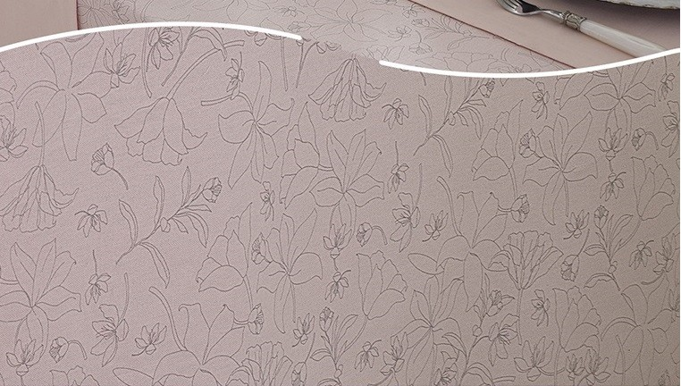 Toalha De Mesa retangular  Panamá Passione 1,60x220 Sultan