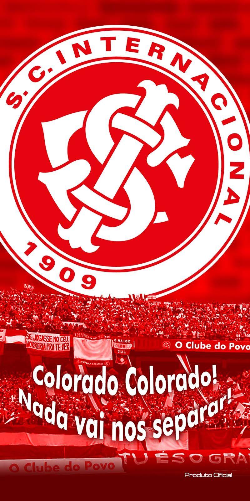 Toalha Felpuda Time de Futebol - Internacional | Buettner
