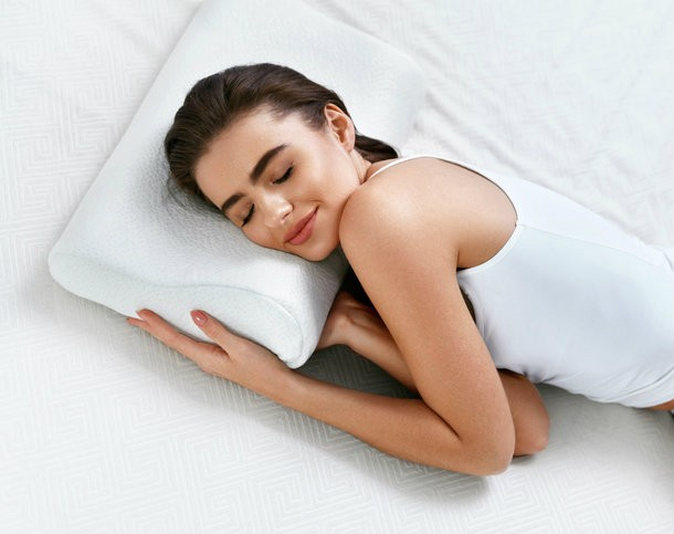 Travesseiro Viscoelástico Anatômico Nasa Admirare