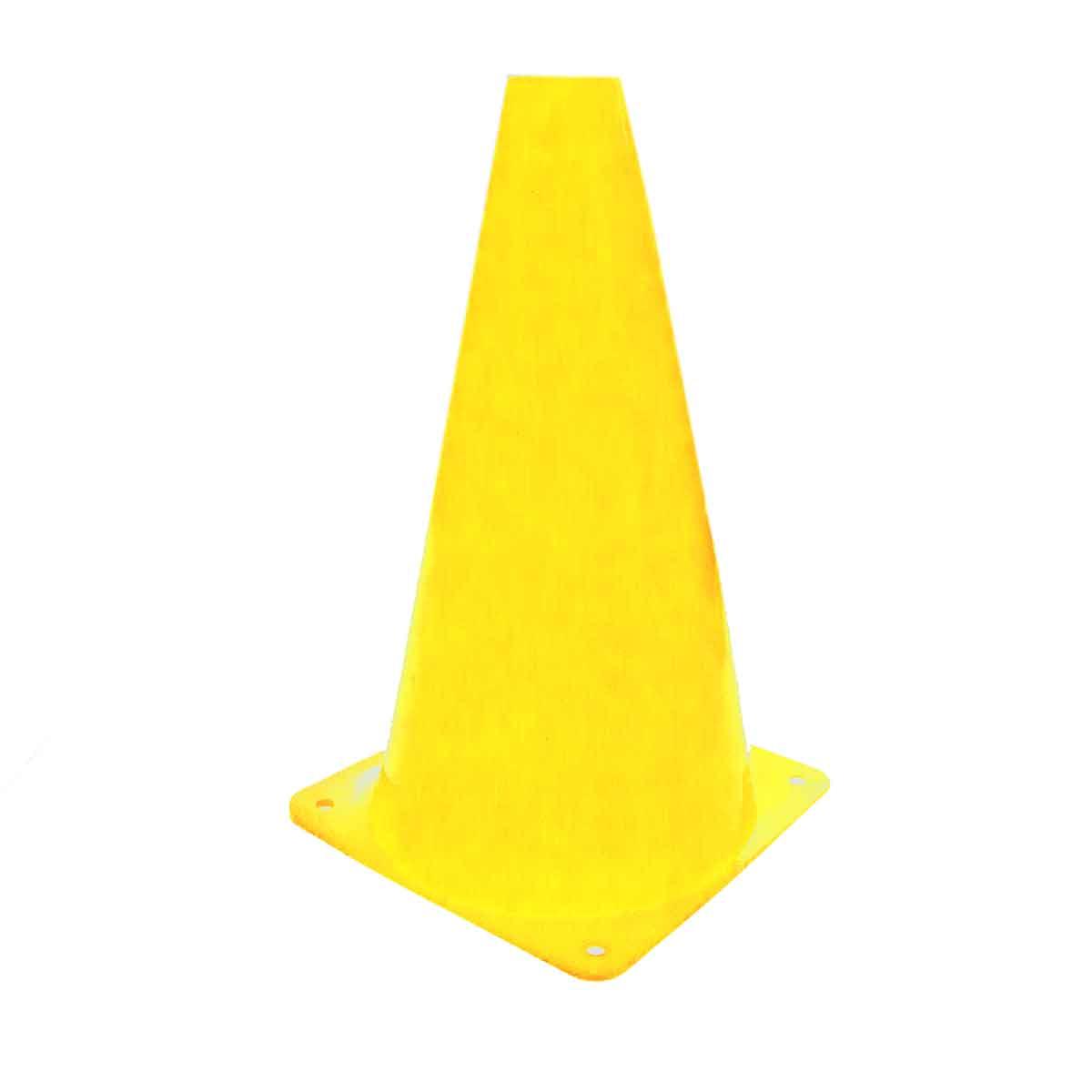 10x Mini Cone Sinalização Esportivo 23cm Agilidade Treino