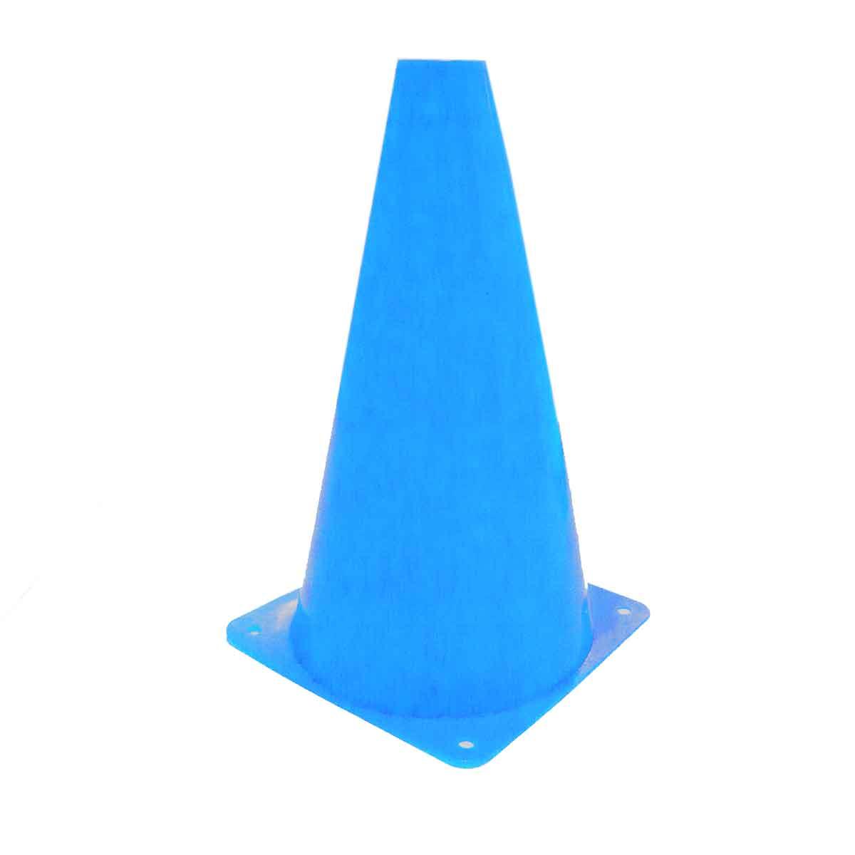 12x Mini Cone Sinalização Esportivo 23cm Agilidade Treino