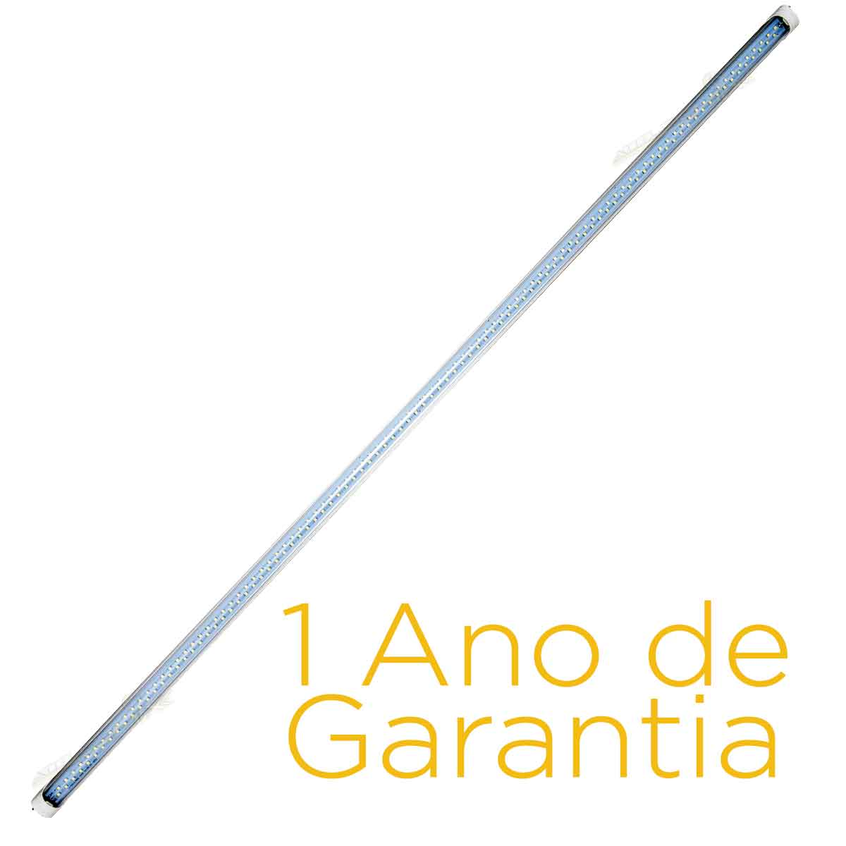 Lâmpada Led Tubular 120cm T8 18w Branco Tubo Nota Fiscal