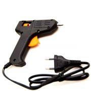 Aplicador Pistola De Cola Quente 10w Bivolt Para Bastão Fino