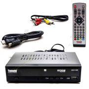 Conversor Tv Digital HDMI Tomate Função Gravador
