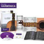 Adesivos Note-stickers Escala Harmônica Para Violão Nylon