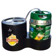 Chopeira Magic Beer Chopp Barril Heineken Cerveja 5 Litros