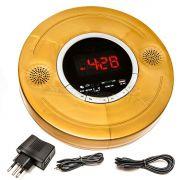 Tampa Multimídia Para Cooler 24 Latas FM USB Cartão SD