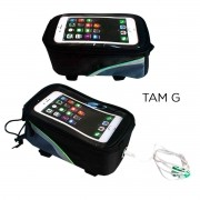Bolsa Touch Celular Quadro Iphone Android Bike Bicicleta
