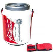 Cooler Térmico 12 Latas 350 ml Cerveja Budweiser