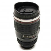 Copo Térmico Lente Câmera Ef 24-105mm Caniam Caneca Macro