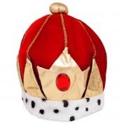 Coroa Rei Momo Flanelada Festa Fantasia Shows Aniversários