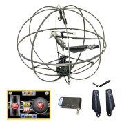 Drone I Ufo 3 Canais 6 Metros De Alcance Iphone Ipad Ipod  DMT3719