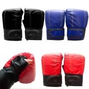 Luvas Boxe Muay Thai Bate Saco Dedo Artes Marciais