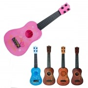 Mini Violão Infantil Brinquedo Crianças Ukulele Cavaco