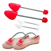 Modelador de Sapatos Forma Abridor Par Feminino Tênis Bota