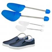 Modelador de Sapatos Forma Abridor Par Masculino Tênis