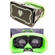 Óculos Google Cardboard Realidade Virtual 3d 3 D Vr
