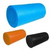 Rolo Pilates Foam Roller 30 X 15cm Rolo Liberação Miofascial