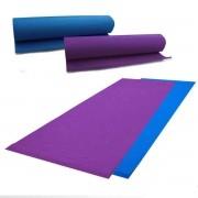 Tapete Yoga Academia Fitness Colchonete Pvc 173x61cm