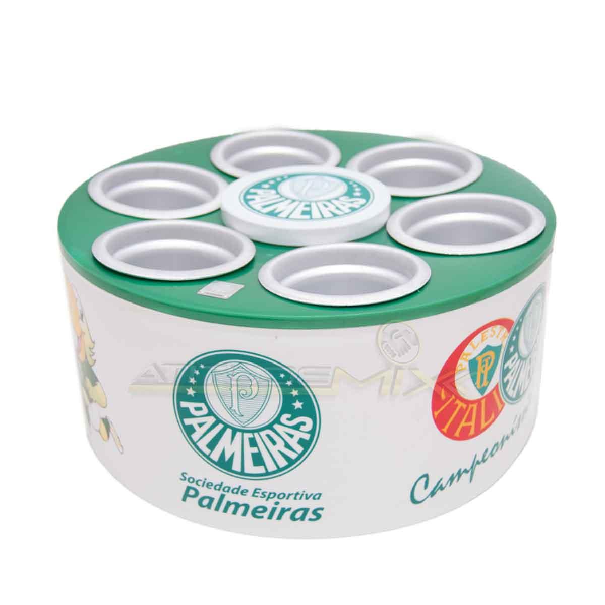 Cooler 6 Latas 350 Ml 3g Palmeiras