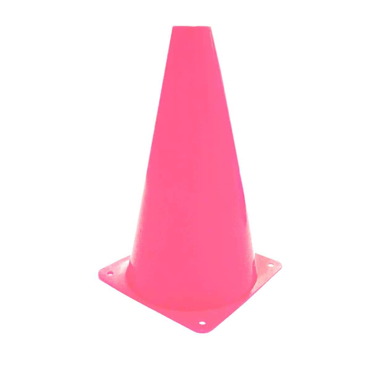 6x Mini Cone Sinalização Esportivo 23cm Agilidade Treino