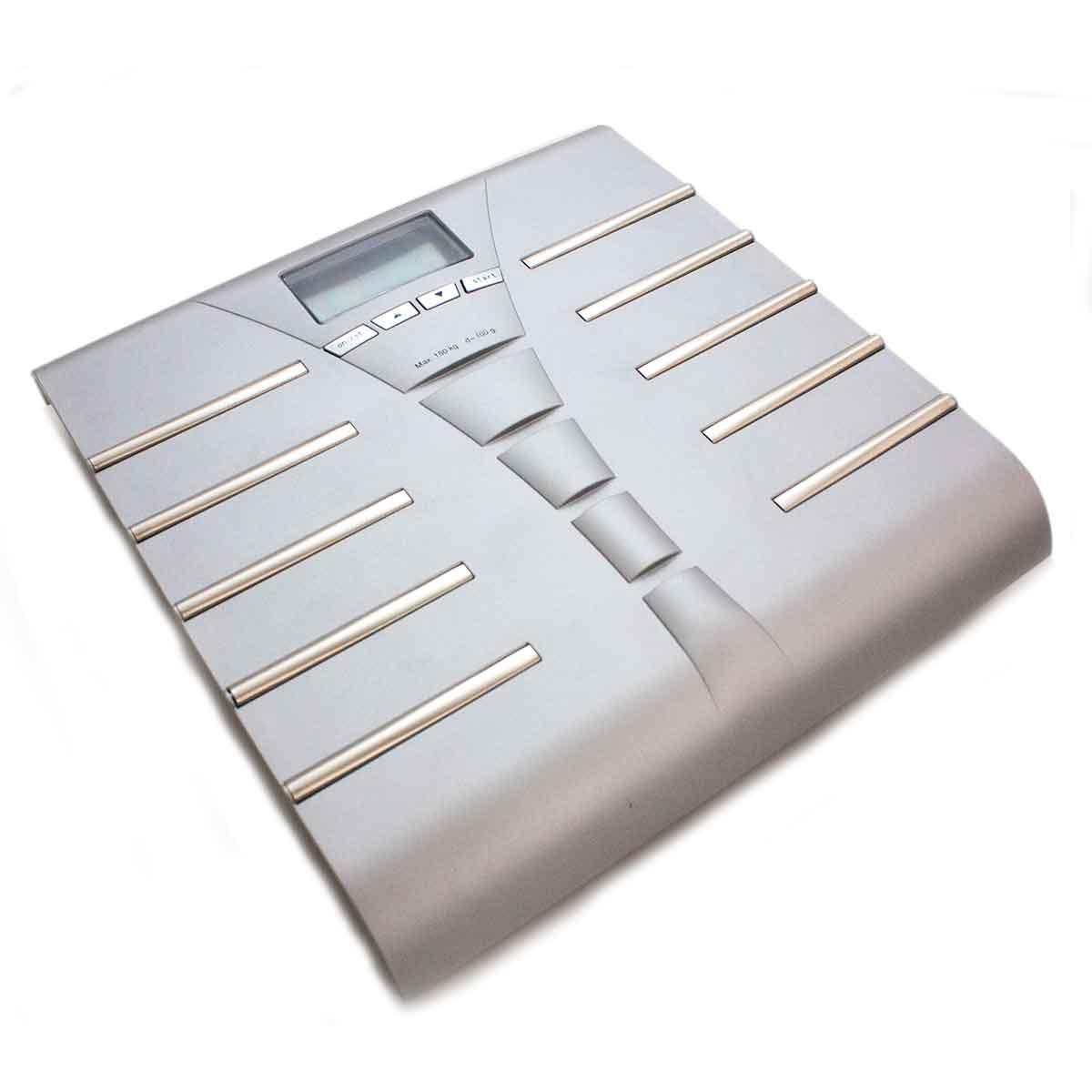 Balança Digital Banheiro 3 em 1 Peso Gordura Hidratação