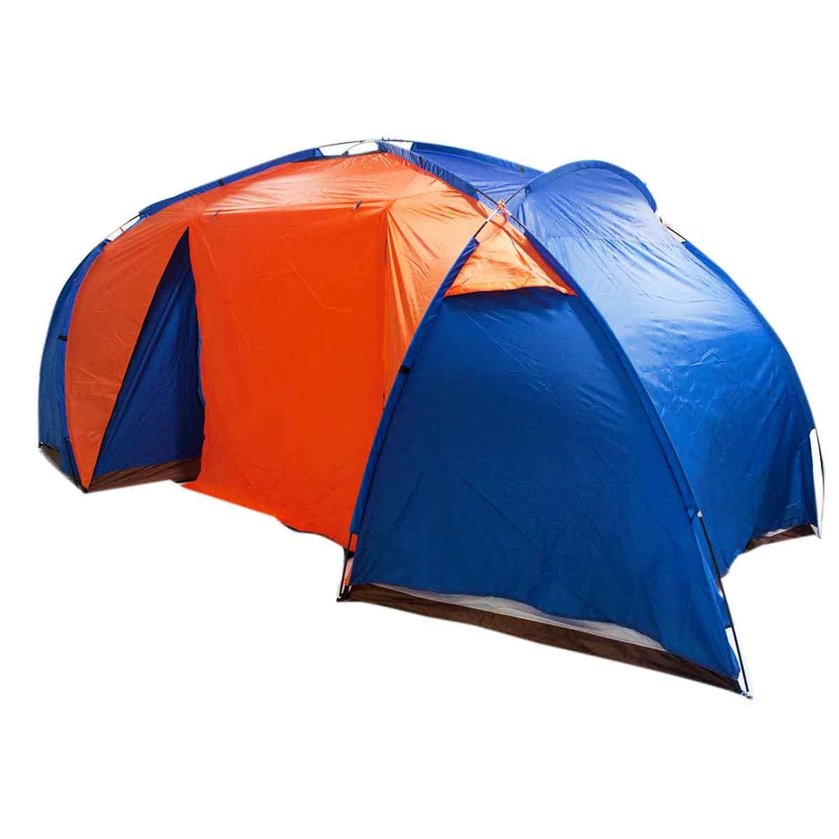 Barraca Camping 4 Pessoas Iglu Tenda Bolsa Acampamento 4,5m