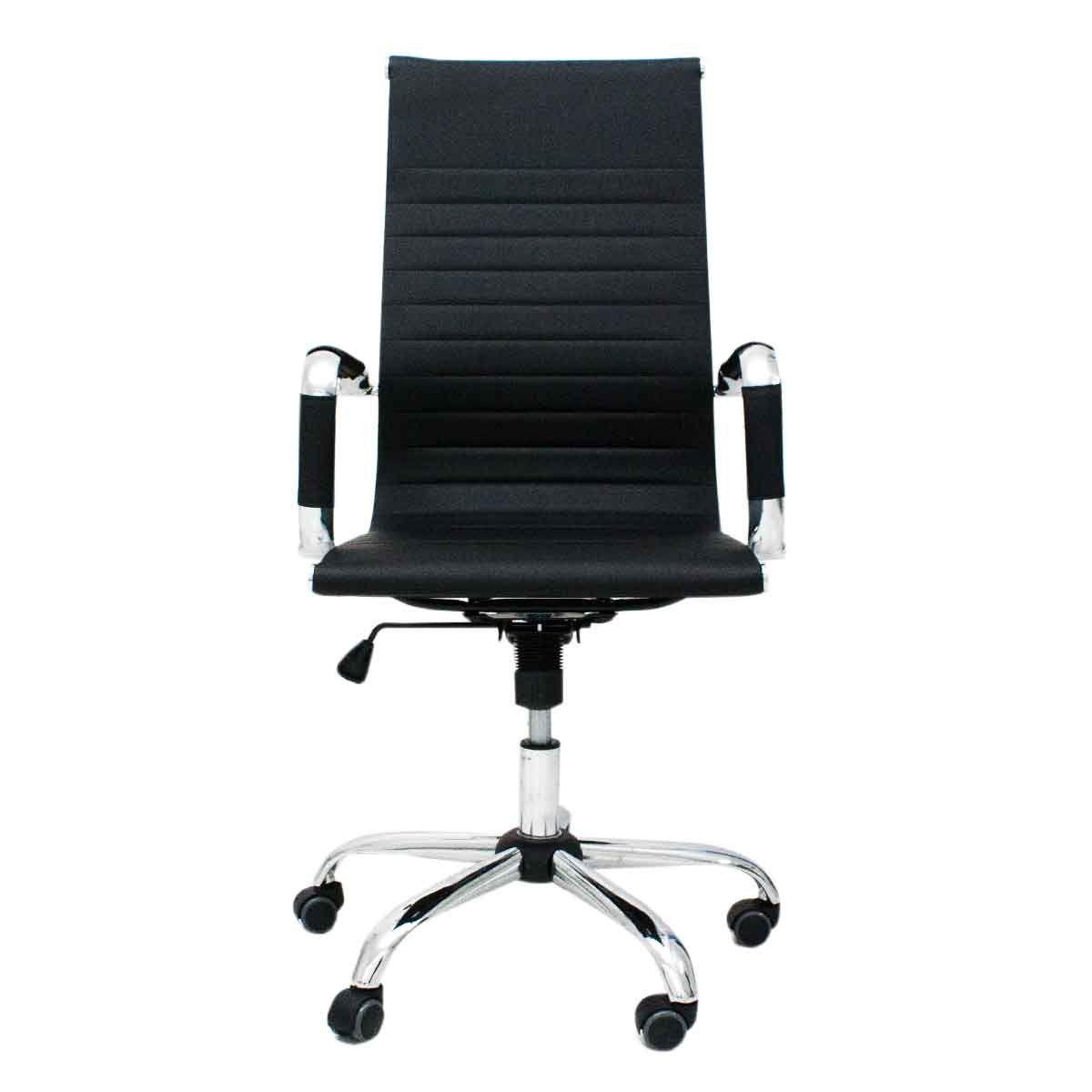 Cadeira Escritório Executiva Presidente Eames Esteira Alta