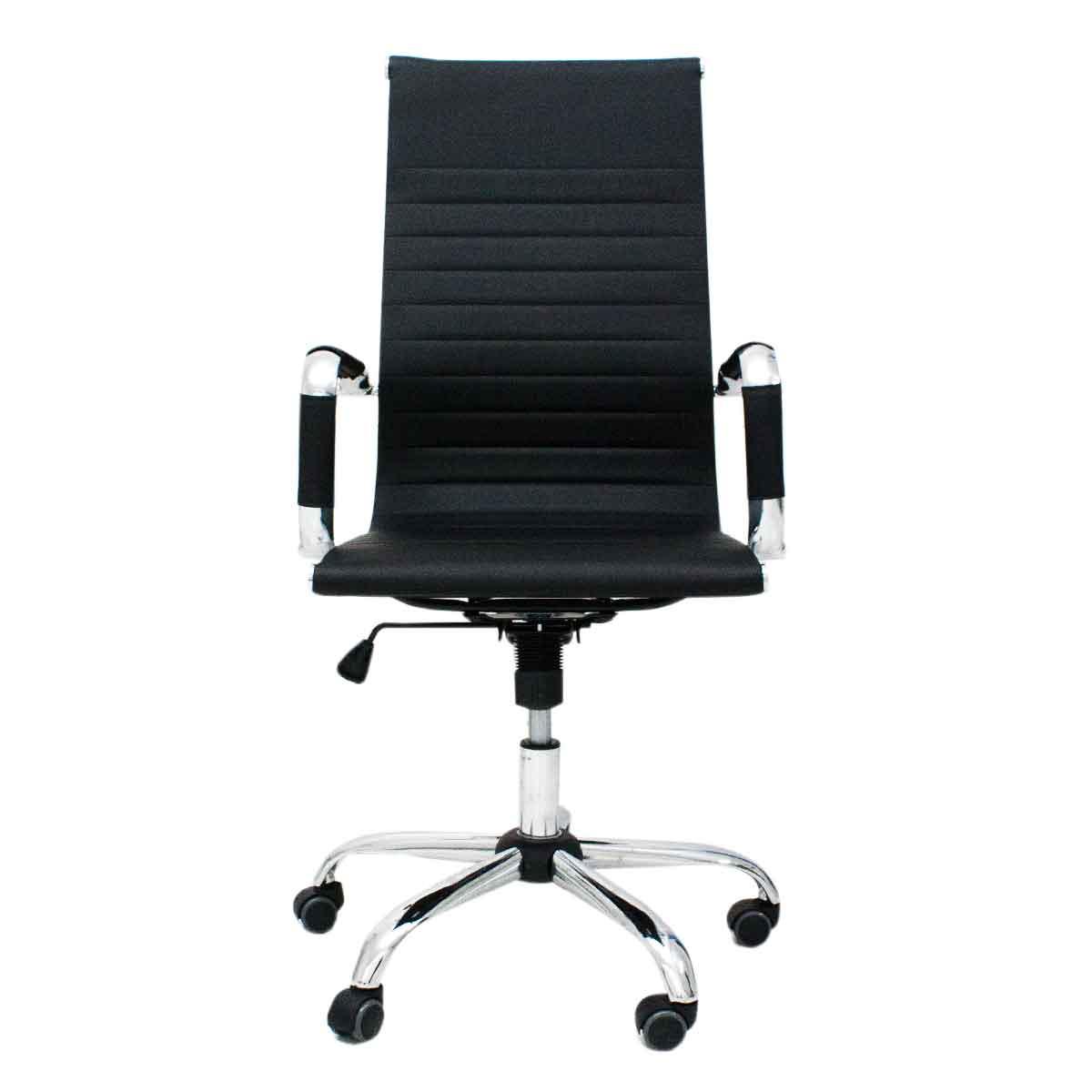Cadeira Escritório Presidente Giratória Executiva Encosto Alto Charles Eames