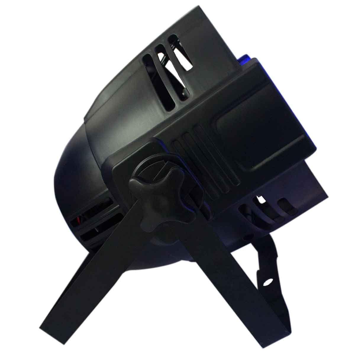 Canhão Refletor 54 Leds Opt Par Rgb Led Dmx Digital Bivolt