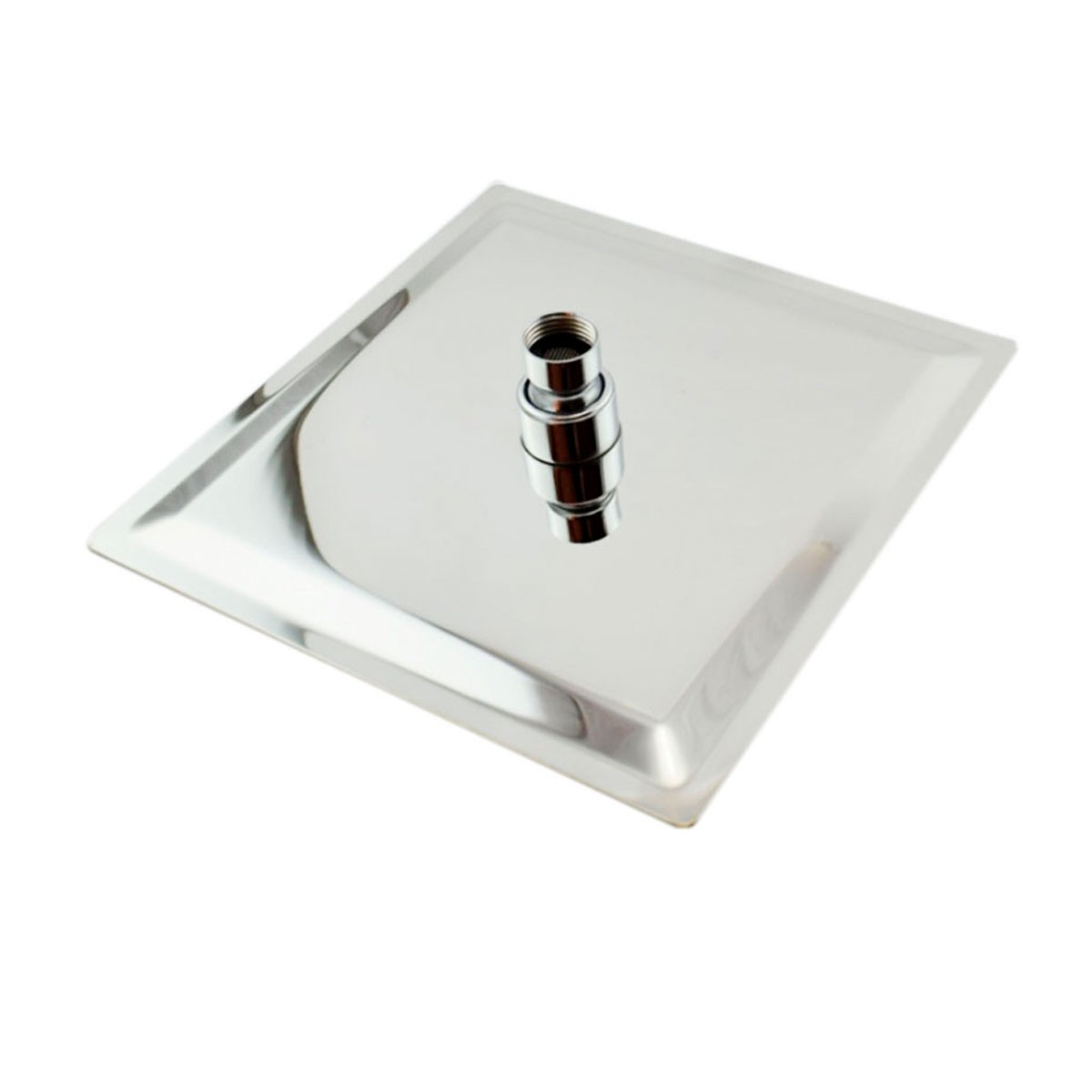 Ducha Inox Chuveiro Quadrada 25x25 cm