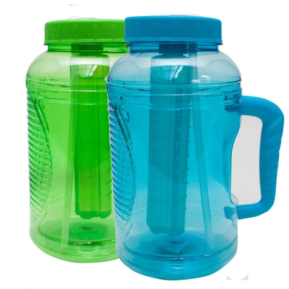 Garrafa Squeeze Água Refil Mini Galão 2,3L Dispenser Gelo
