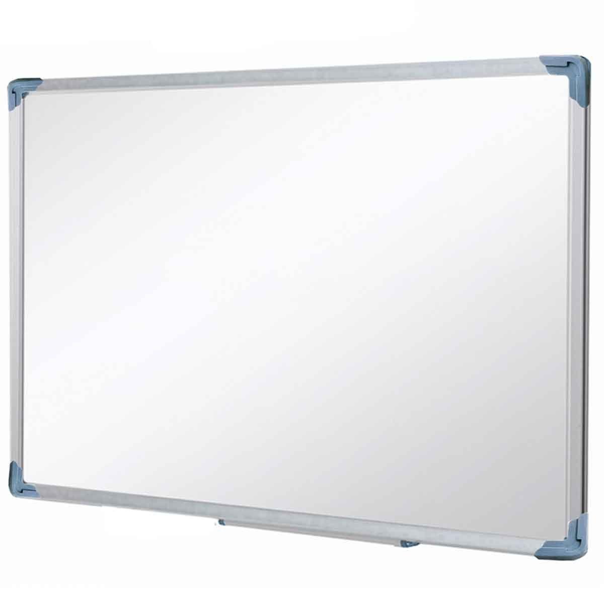 Lousa 120x90cm Quadro Branco Com Moldura De Alumínio