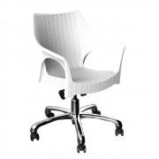 Cadeira RELIC WOOD BRANCO
