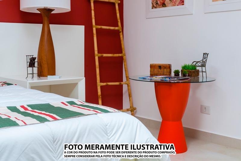 BANQUETA CARBO ASSENTO CRISTAL BASE COLOR ROXA