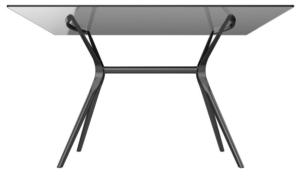 Base de mesa Baletto 06 lugares preta