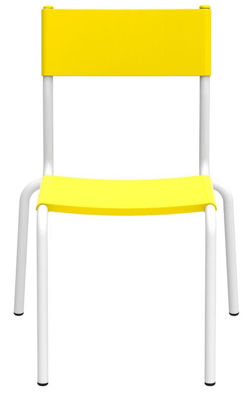 Cadeira infantil Tutti bambino amarela